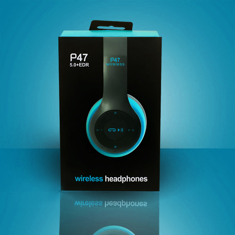 هدفون بلوتوث P47 Bluetooth headphones P47