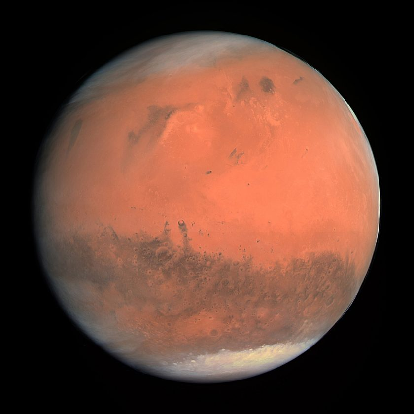 SpaceX declares independence on Mars